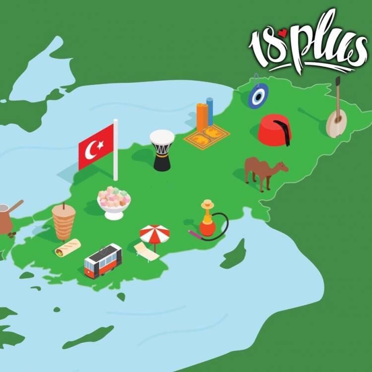 18PLUS-Турция встречай