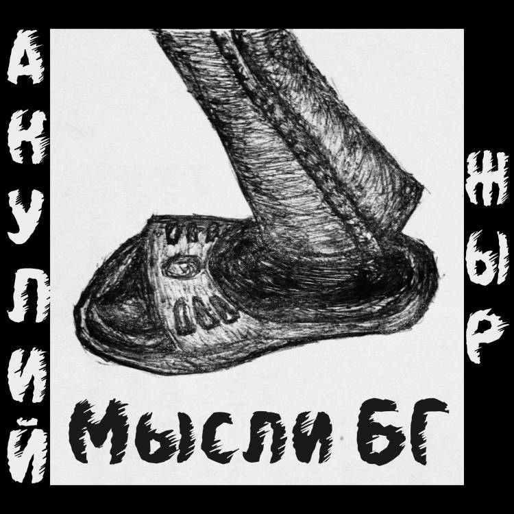 Акулий жЫр-Мысли БГ