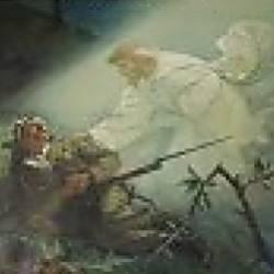 Александр Альтергот-Солдат и Бог
