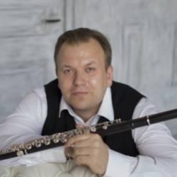 Александр Озерицкий - Kartina maslom (для флейты-соло)