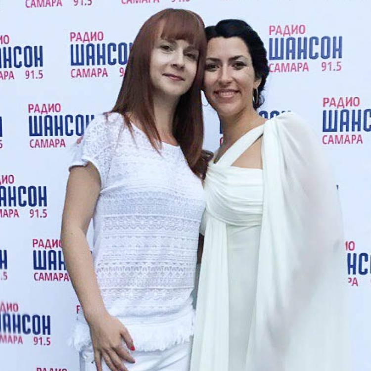 Алина Панкеева и Зоя Воловикова-Свеча