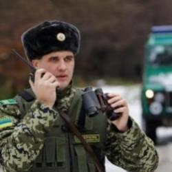 Анатолий Вечёркин - Луганский погранотряд