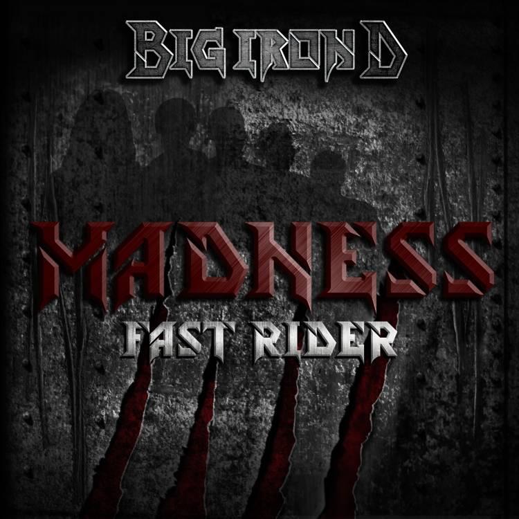 Big Iron D-Fast Rider