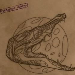Большой Ногами-Луна крокодил и корица
