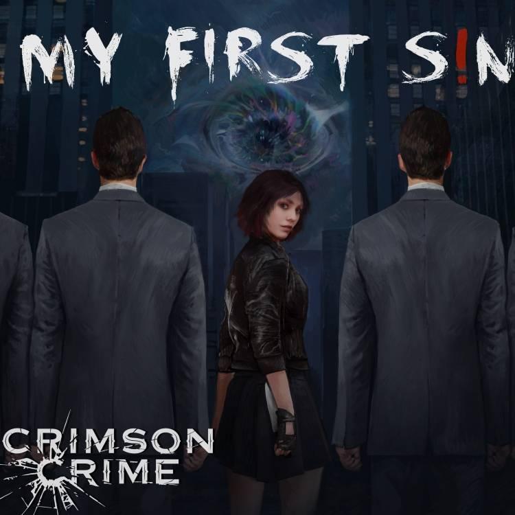 Crimson Crime-Мой первый грех