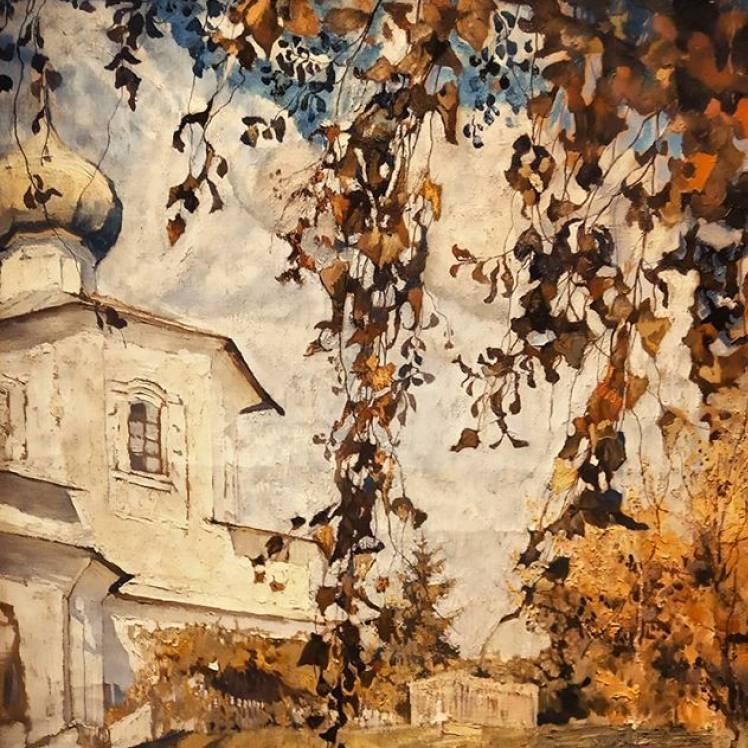 Денис Зиновьев-Стынет осень