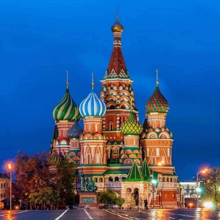 Dr Markin-Москва - город света