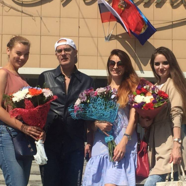 Dr Markin представляет Matronaz International-Таю