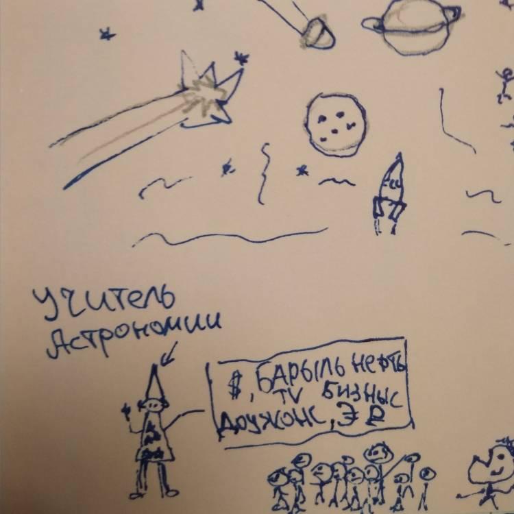 ДвиЖЖение ЯШ-Учитель астрономии