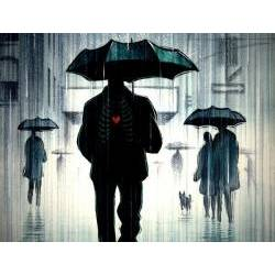 Эдвард Тосуниди - Дождь