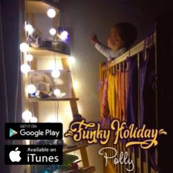 FUNKY HOLIDAY-POLLY