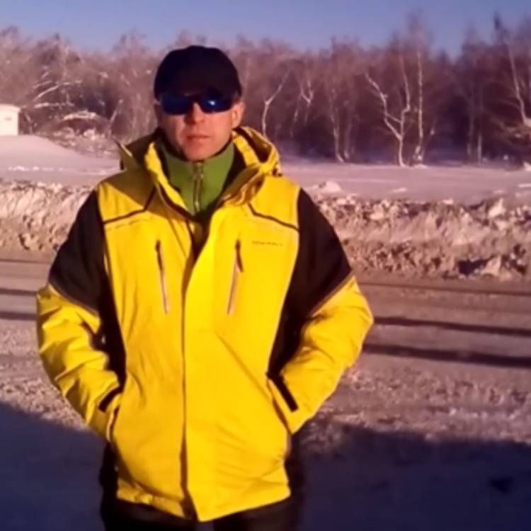 Ганин Валерий-ХОЛОД В ГЛАЗАХ