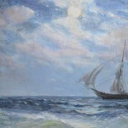 Гитарина-Холодное море