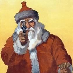 Иов -Печак-дед мороз хапуга