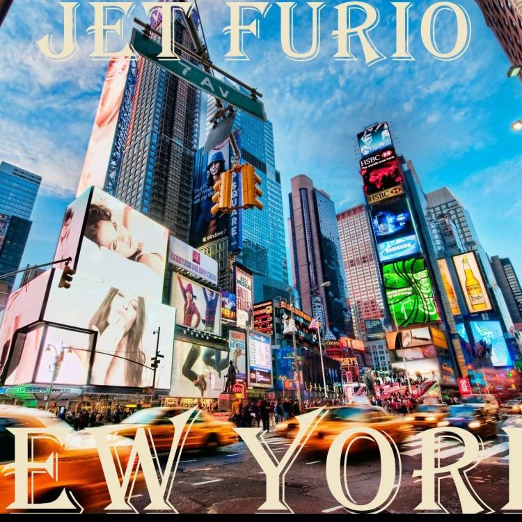 Jet Furio-New York Enjoy remix