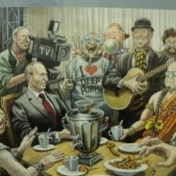 Культура-Песенка о безногом нищем и всемирном законе тяготения