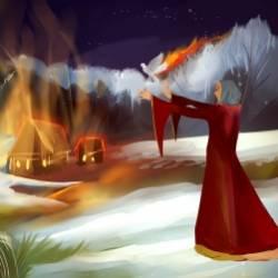 Ладушка-Слезы огня