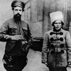 Леонид Минаев-Нестор Махно
