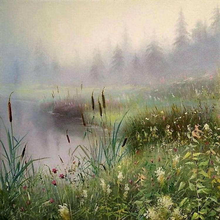 Малыков Егор-Туман и Река