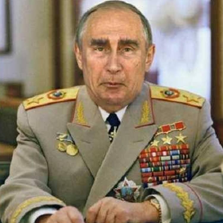 Марк Саныч-Товарищ Брежнев