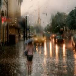 Me & Sophie Marceau - Autumn Rain