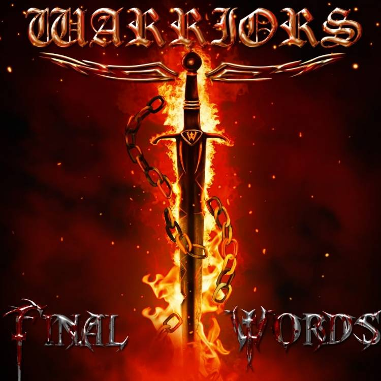 Metal Warriors-Final Words