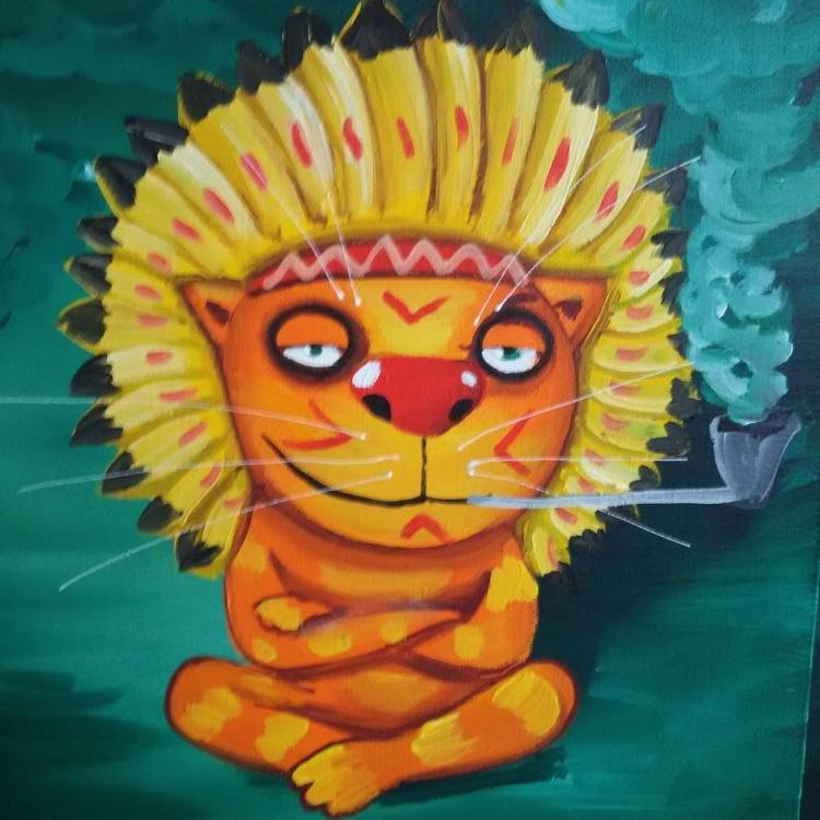 stop - Индейские котики Саркастическая песня