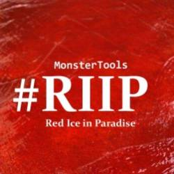 MonsterTools-Red Ice in Paradise