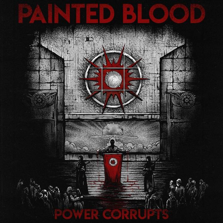 Painted Blood-Money World