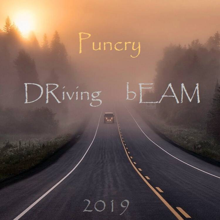 Puncry-Driving beam