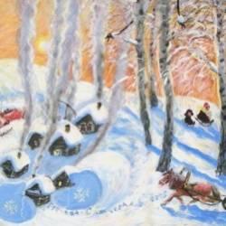 Сергей Мошков-Отведай милый силу Божью