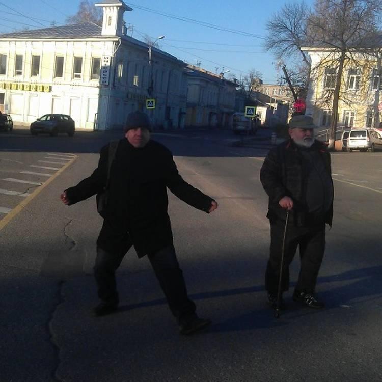 Сергей Мошков-В столице Кинешемского уезда