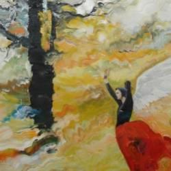 Сергей Мошков-Ветры за спиной рисуют крылья