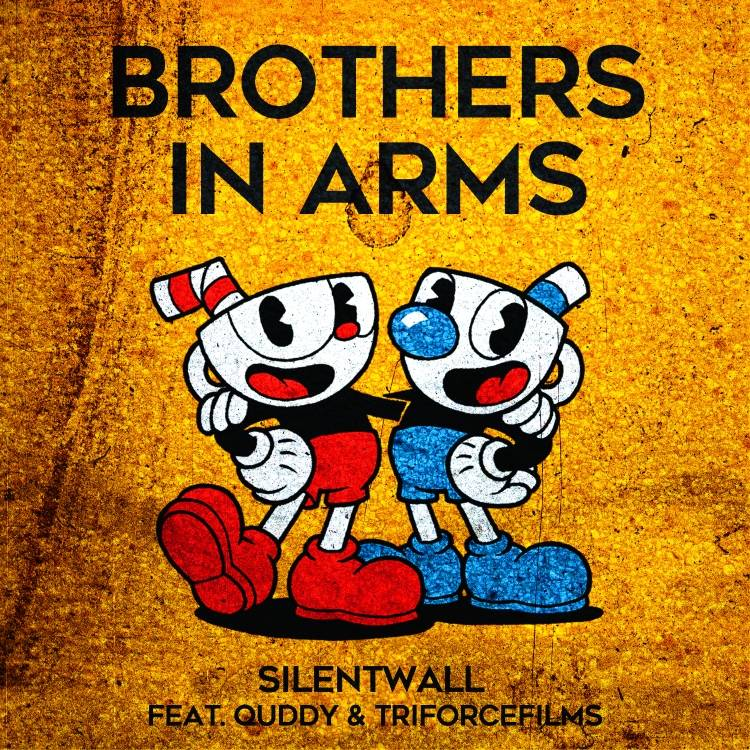 SilentWall feat. Quddy & TriforceFilms - Brothers In Arms