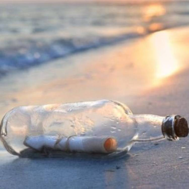 Steve Shenker-письмо в бутылке