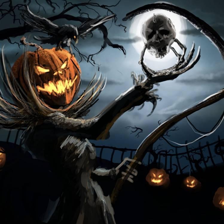 Стрела Морфея-Хэллоуин