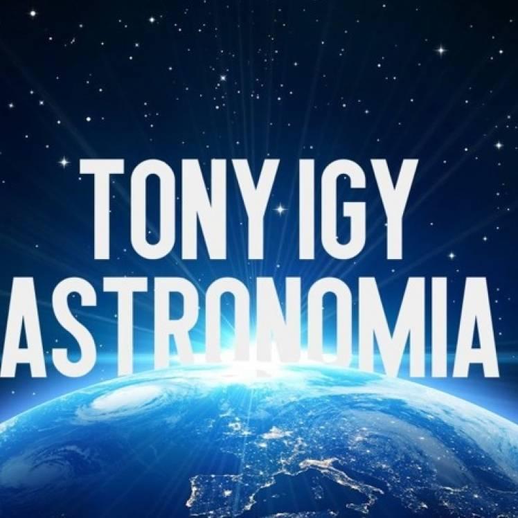 Tony Igy-Astronomia