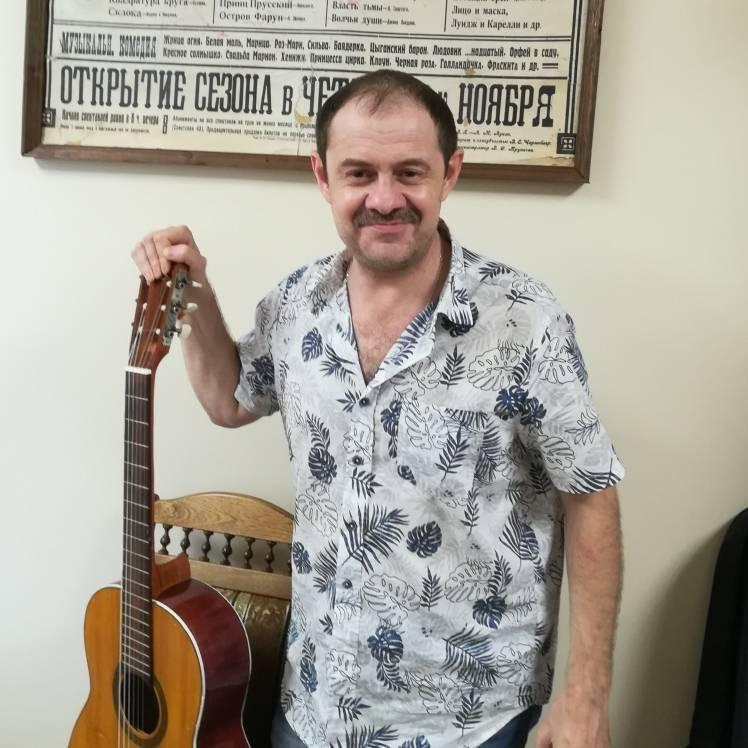Владислав Штиль-Осенний романс