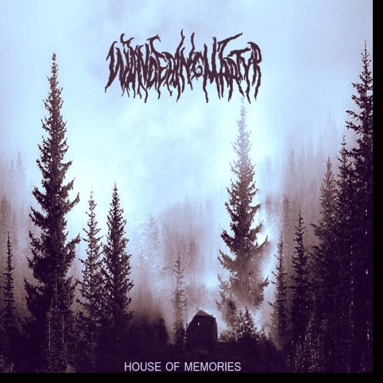 Wandering martyr-Tears on you face