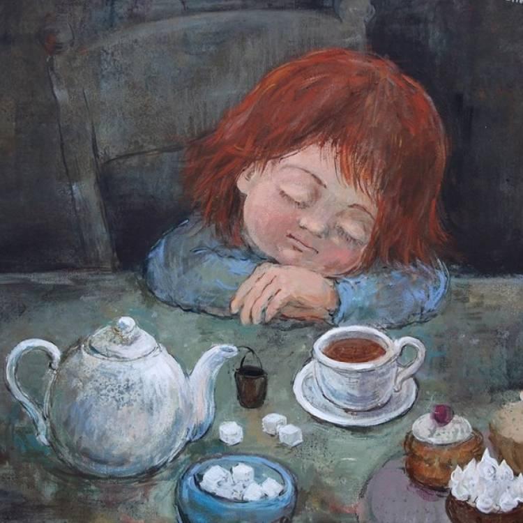 Юлия Ключарёва-Маленькая Лиза