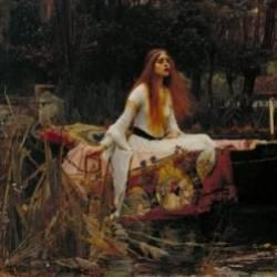 Юлия Ключарёва-Тихая река