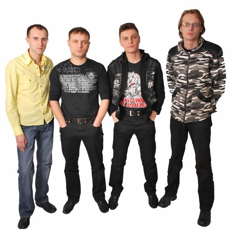 группа ШТурман-Ничегонебойся - с концерта