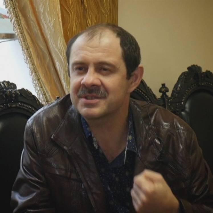 Владислав Штиль-Власть реки