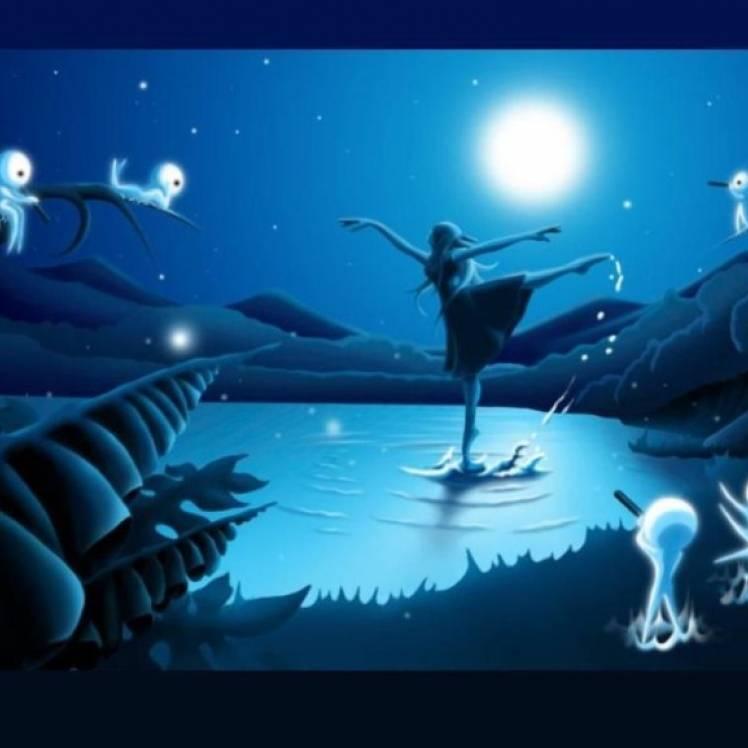 Enjoy Miles-В лунном свете